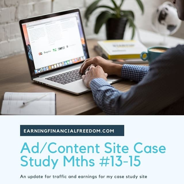 Informational Content Site Case Study Mths 13-15