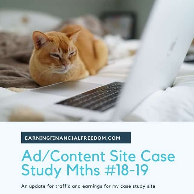 Informational Content Site Case Study Mths 18-19